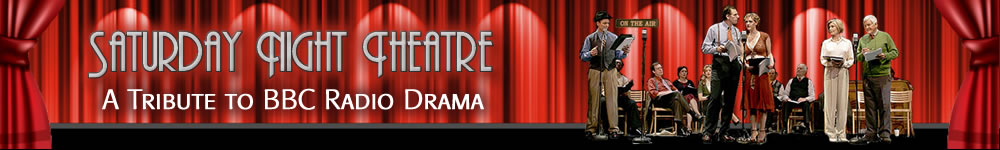 Saturday Night Theatre BBC Radio Drama Banner